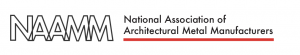 National Association Of Architectural Metal Mnufacturers 300x55